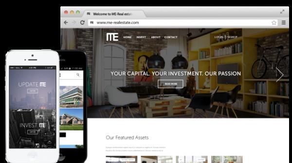 UpdateME – Mobile APP & website