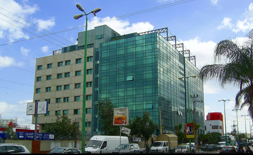 rachip's building